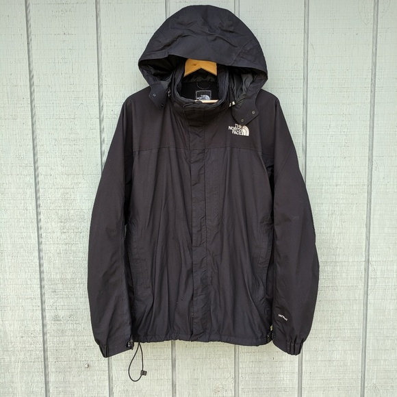 525bfd2e3 North Face hyvent jacket men's large black